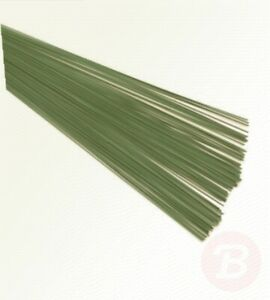 FLORIST-FLORAL-GREEN-STUB-WIRE-0-7mm-22swg-x-7-00-60-grms-approximatly