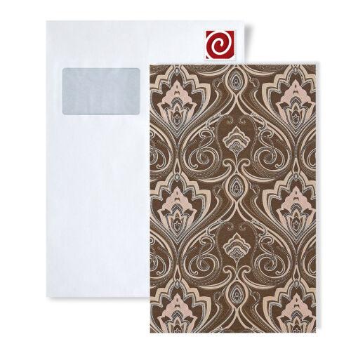 Papier peint motif résultat 993-SérieToison Papier peint baroque élégant Damassé Motif