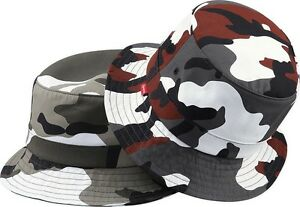 Supreme FW13 box Logo Urban Camo Crusher Size S/M Bucket ...
