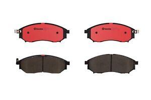 For Front Disc Brake Pads Monroe for Infiniti EX35 FX35 G35 M37 Nissan 350Z 370Z