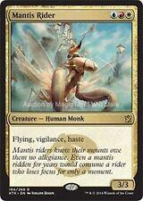 Khans of Tarkir ~ MANTIS RIDER rare Magic the Gathering card
