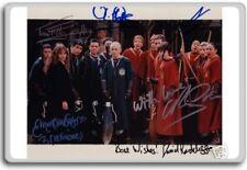 Harry Potter Cast Autographed Preprint Signed Photo Fridge Magnet