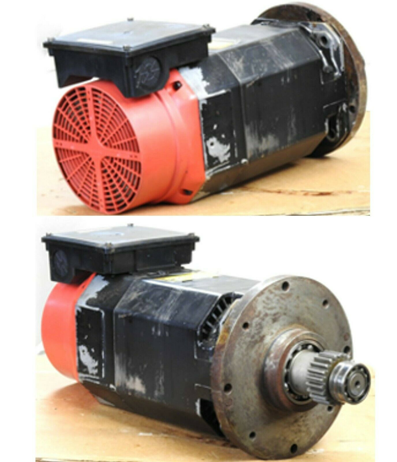 Fanuc AC A6 Motor IP54