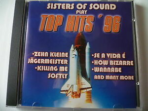 Sisters of Sound Play Tophits of '96 - TOP CD- Gebraucht - Deutschland - Sisters of Sound Play Tophits of '96 - TOP CD- Gebraucht - Deutschland