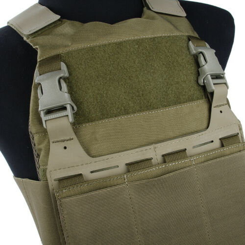 TMC Military Armor FCSK Vests Combat Tactical FERRO Adaptive Vest Plate Carrier