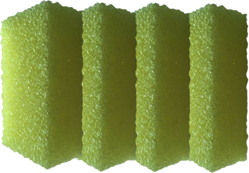 4 PACK Hi-Tech Do-All Scrubber Bug Sponge Cleaning Kitchen Scrub  HT1262-4