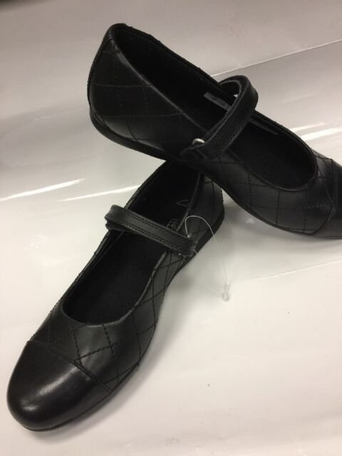 Clarks Girls School Shoes 13.5e for sale online  a1909a25c