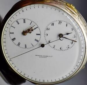 Museum chinese duplex captains 2 time zones silver watch for Watch duplex free online