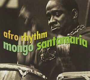 Afro-Rhythm-Mongo-Santamaria-Audio-CD-New-FREE-amp-Fast-Delivery