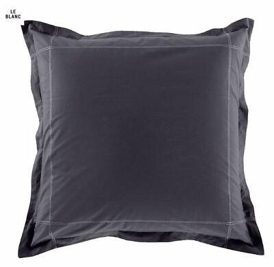 carréblanc Paris Pillow case Taie d'Oreiller Federa 65 x 65 CM Cotton BLACK   eBay