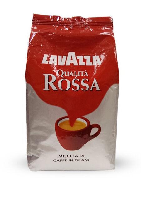 CAFFE' LAVAZZA  QUALITA' ROSSA LAVAZZA IN GRANI KG.1