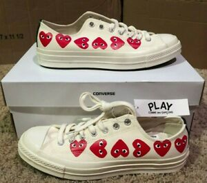 CDG Converse Chuck Taylor 70 Low Comme