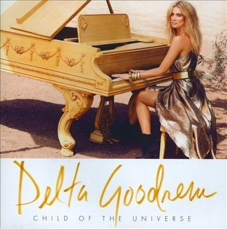Delta Goodrem - Child Of The Universe 2CD 2012 Sony Music USED