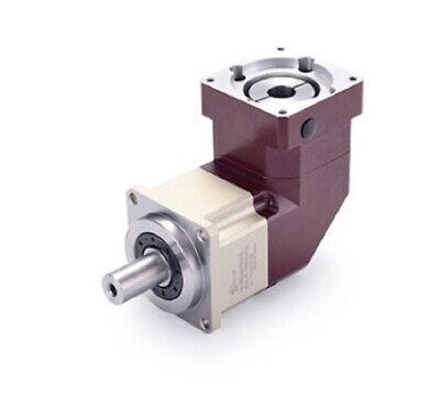 Right angle planetary reducer 20:1 for VPL-B1003F motor input 16mm shaft