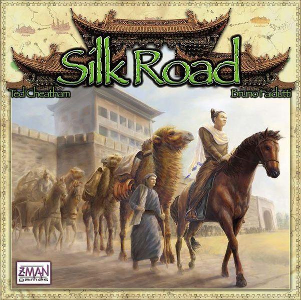 Silk strada tavola gioco (nuovo SEALED) Z-uomo tavolagioco   vendita di fama mondiale online