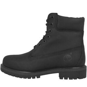 Timberland-6-Inch-Premium-Boots-Schuhe-Freizeit-Stiefel-black-A1MA6-Classic