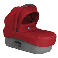 Chicco Arctic Carry Cot - Garnet Red - Warehouse Clearance