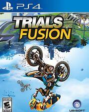 Trials Fusion-SONY PS4 Sony PlayStation 4 -NEW