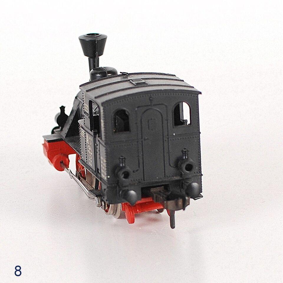 Modeltog, fleischmann 4002, skala Ho