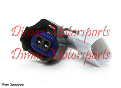 Denso Female to Toyota Male Fuel Injector Connector Electrical Plug Disconnect