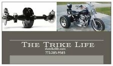Trike Conversion Kit for all Harley Davidson Softail Heritage and Fat Boy models
