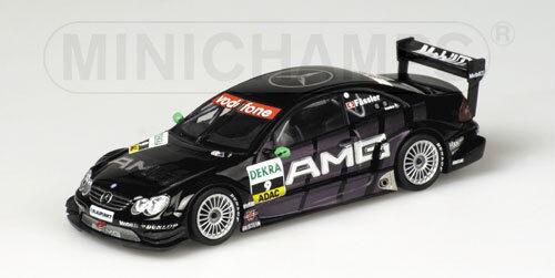 Mercedes clk dtm 2003 m.  fassler 1 43 model minichamps  authentique en ligne