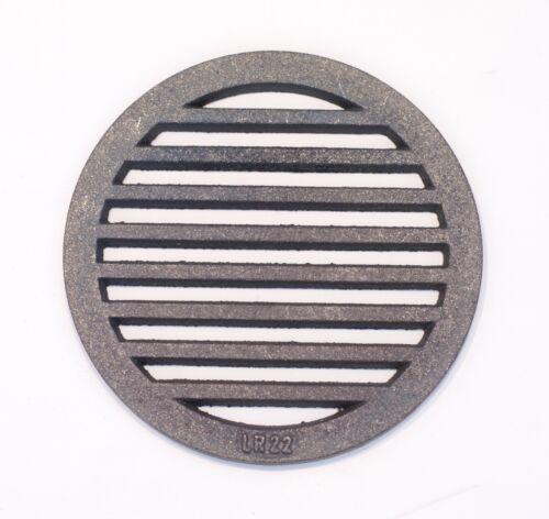 Premium qualité ø 22cm rundrost gussrost ofenrost cuivres ascherost grille de feu