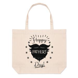 Father's Papa Plage Sac Happy Blague Barbe Fourre Drôle tout Grand Day dxC78qC