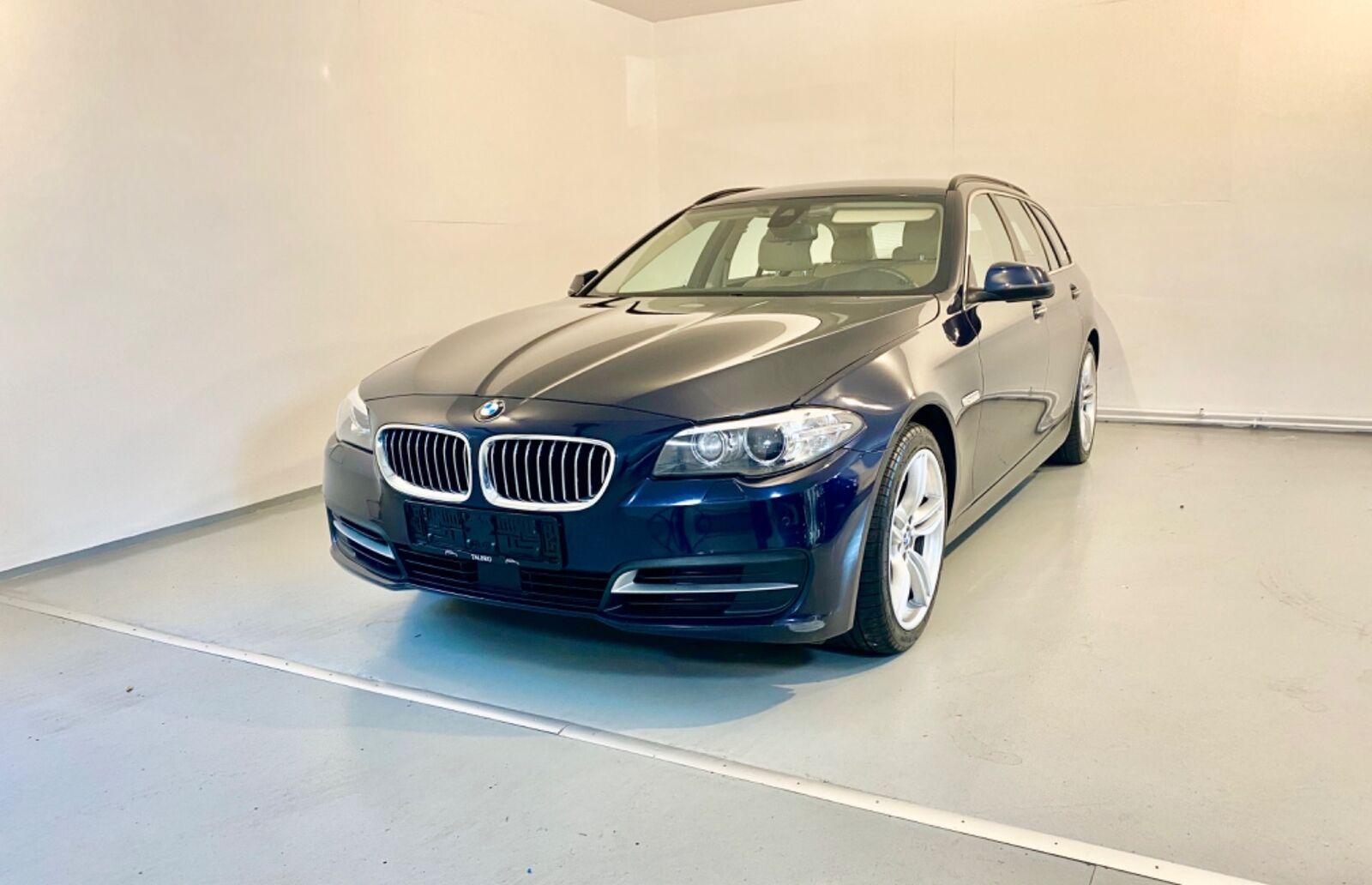 BMW 525d 2,0 Touring xDrive aut. 5d - 289.900 kr.