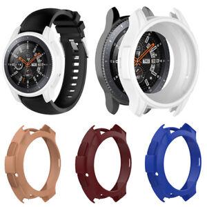 42-46mm-Silica-Gel-Wristwatch-Cover-Protector-Frame-For-Samsung-Galaxy-Watch-Acc