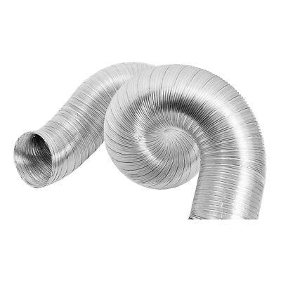 Aluminium Flexrohr Aluflexschlauch Alurohr Lüftung Lüftungsrohr Lüftungsskanal Schrecklicher Wert