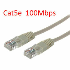 Uptell 4M 13ft RJ45 8P8C Male to Male Connector CAT5E LAN Ethernet Network Cable Line Blue