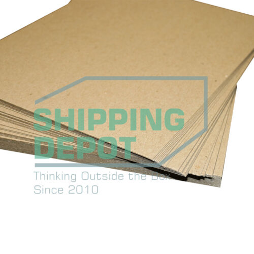 "Pick Quantity 1-480 11x17 Chipboard Pad 22PT .022 Scrapbook Long Inserts 17/"""