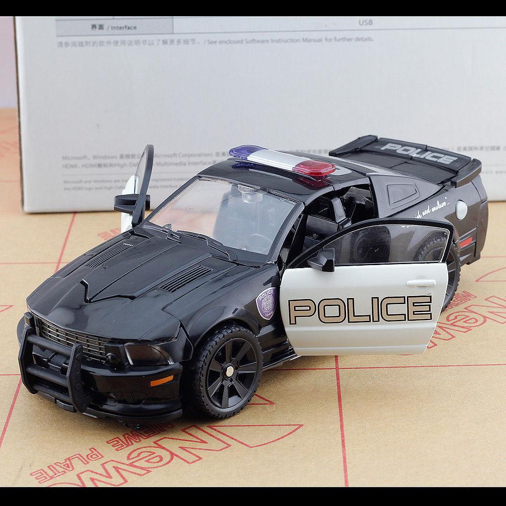 TRANSFORMERS Barricade & Decepticon Decepticon Decepticon Frenzy HUMAN ALLIANCE RD-24 POLICE CAR TOY dc11d8