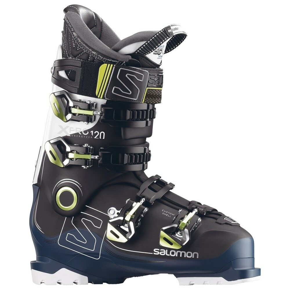 Stiefel Ski Salomon X pro 120 Flex Index Ski Stiefel Top- 2017 2018
