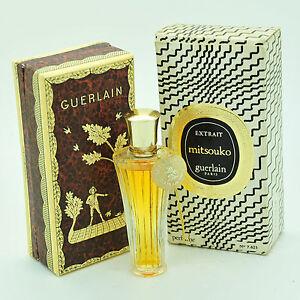 Vintage Guerlain Mitsouko 6ml Perfume Parfum In Box Ebay