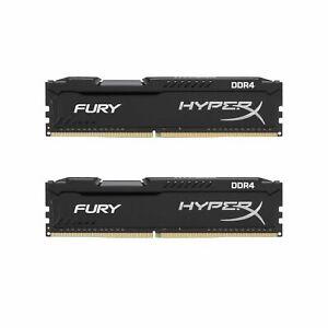64GB-32GB-16GB-DDR4-2666MHz-Arbeitsspeicher-DIMM-CL16-1-2V-fuer-Kingston-HyperX-R