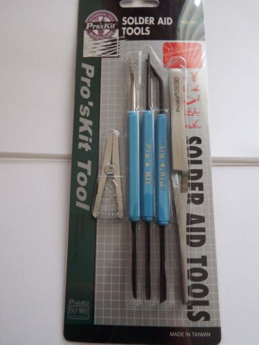 Pro/'skit Soldering Aid Kit d/'outils souder atelier outils