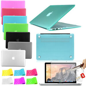 """Hard Shell TopBottom Cover Protections Case For Apple Macbook Pro Retina 13"""" 15"""""""