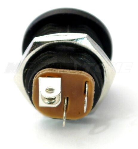 5 PCS 2.1mm DC Power Jack Enclosed Frame w//Switch Internal Nut ~ USA SELLER!