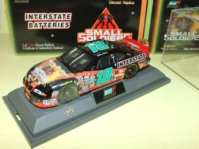 PONTIAC PONTIAC PONTIAC NASCAR 1998 INTERSTATE BATTERIES SMALL SOLDIERS REVELL 92d427
