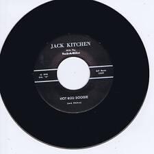JACK KITCHEN - HOT ROD BOOGIE (WILD & FRANTIC Killer Guitar Rockabilly JIVER)