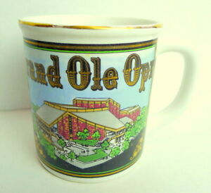 Grand-Ole-Opry-Coffee-Mug-Souvenir