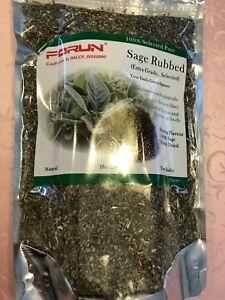 FORUN-Premium-Grade-Dried-Sage-Rubbed-2KG-200G-10-Bags-Turkey-Origin