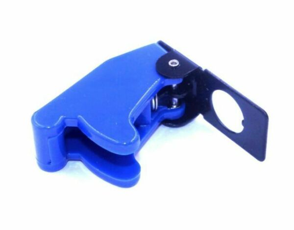 66/_5011 Blue Safety Toggle Switch Cover