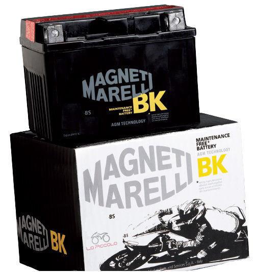 2019 Ultimo Disegno Batteria Magneti Marelli Ytx12-bs 12v 10 Ah Gilera Nexus Runner Vx 125