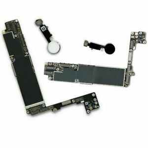 For-iPhone-8-8-Plus-256GB-64GB-Touch-ID-Motherboard-Main-Board-Unlocked-Assembly