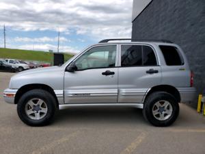 2003 Chevrolet Tracker LX