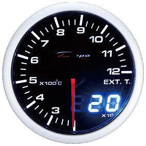 Depo-Racing-EGT-Temperatura-Gas-di-Scarico-Diametro-52-WA5257BLED