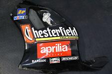 CARENA FIANCATA SX  APRILIA RS 125  CHESTERFIELD  COMPLETA DI GRIGLIA